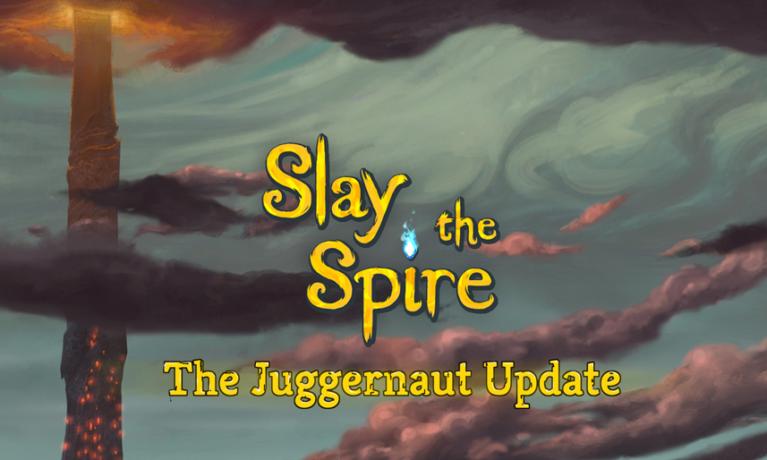 Slay The Spire : The Juggernaut (Non Officiel)