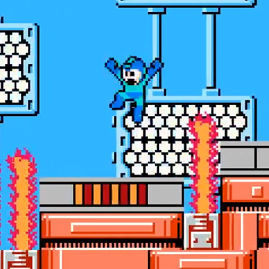 Dr Wily's Robot Factory | Megaman Maker