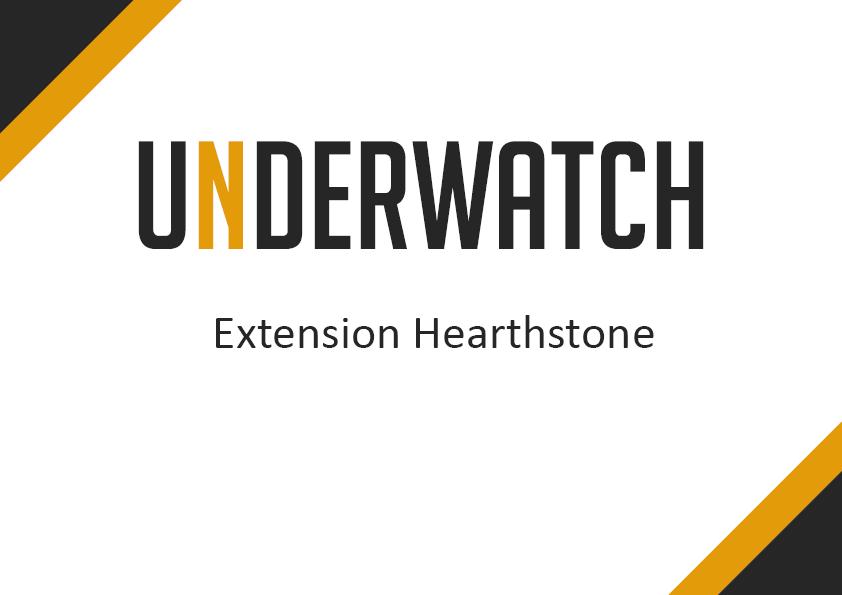 Hearthstone : Underwatch