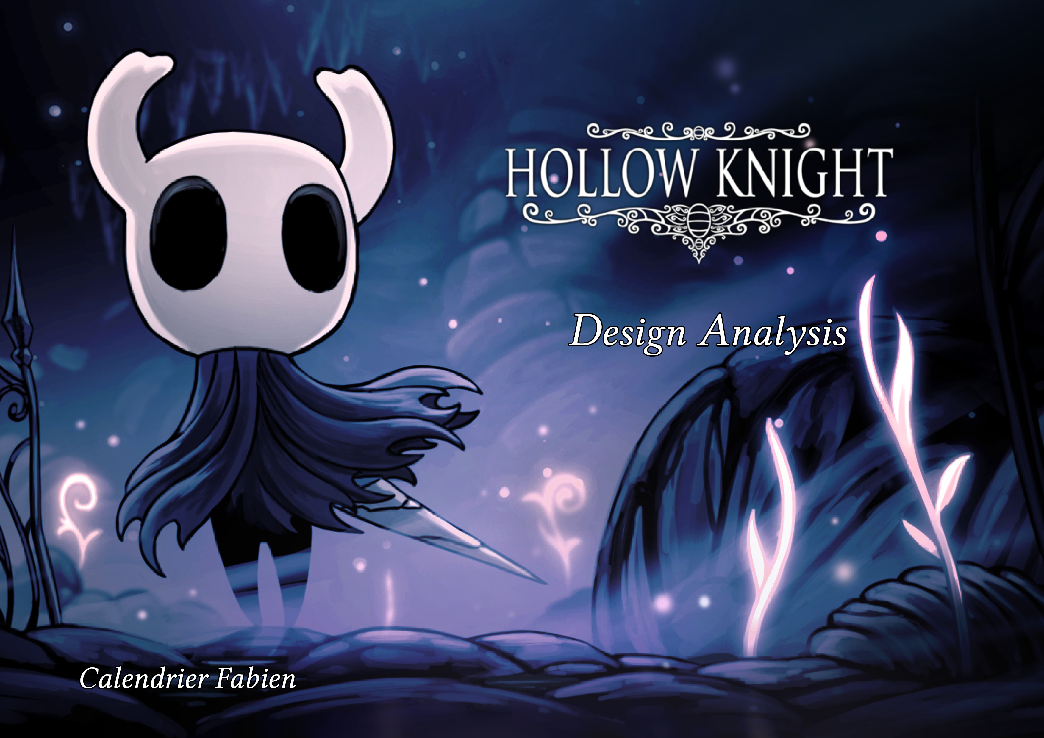 Hollow Knight – Analyse du Level Design